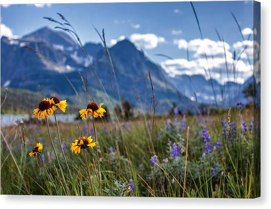 High Plains Canvas Print