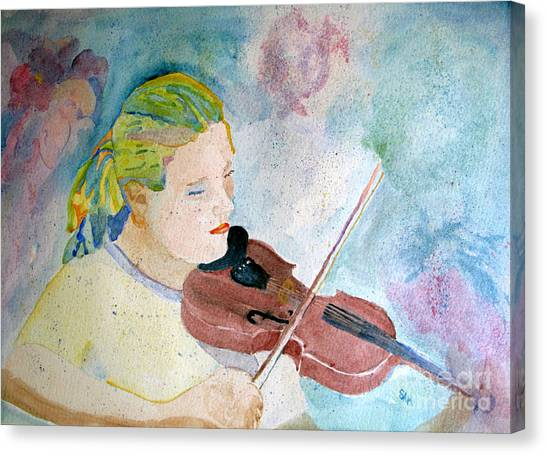 High Spirits Canvas Print
