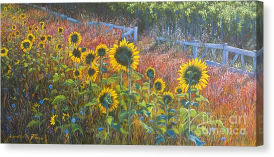 High Summer Canvas Print