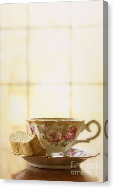 High Tea Canvas Print