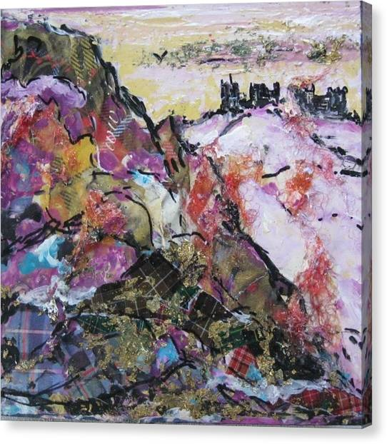 Highland Memory Canvas Print