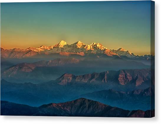 Himalaya Canvas Print