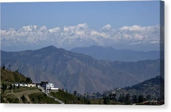 Himalayas I Canvas Print