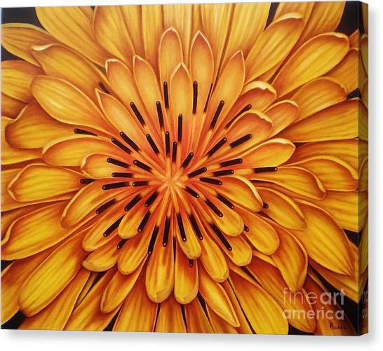Hipnose Canvas Print