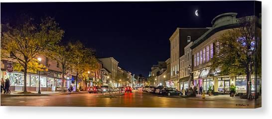 Historic Annapolis - Pano Canvas Print
