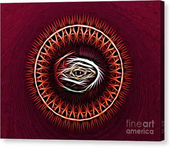 Hj-eye Canvas Print