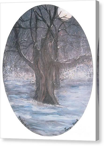 Hobgoblin Tree Canvas Print