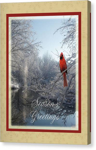 Holiday Season 2013 Canvas Print