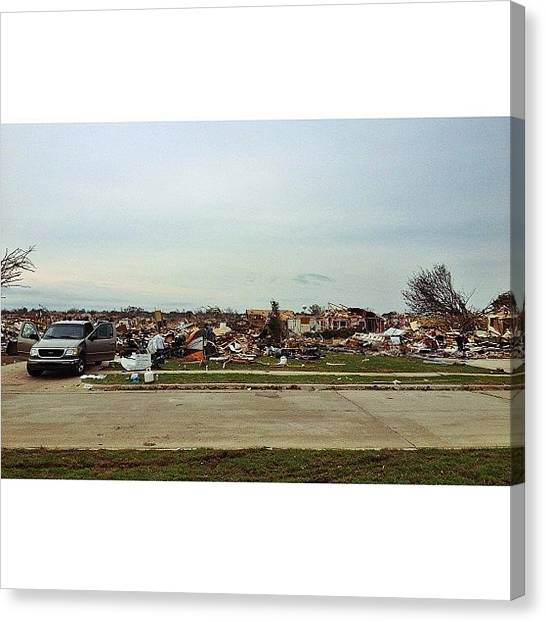 "Tornadoes Canvas Print - ""home Is People. Not A Place. If You by Lyndsey Marie"