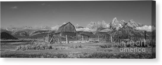 Homestead 101 Canvas Print