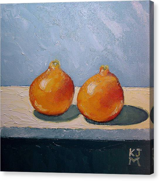 Honeybells - The Perfect Couple Canvas Print