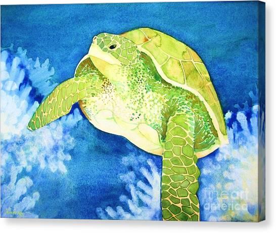 Honu Canvas Print