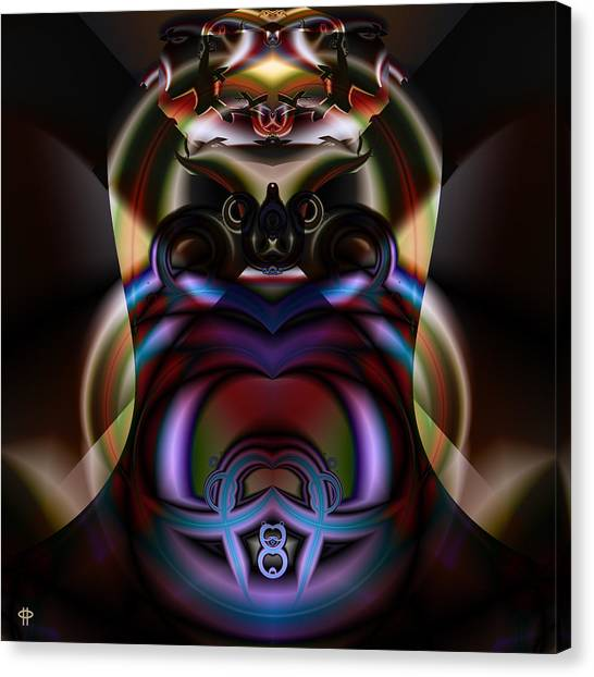 Hooded Cobra Canvas Print by Jim Pavelle
