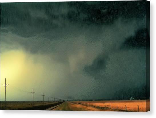 Horizon-1 Canvas Print