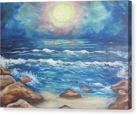 Horizons 2 Canvas Print