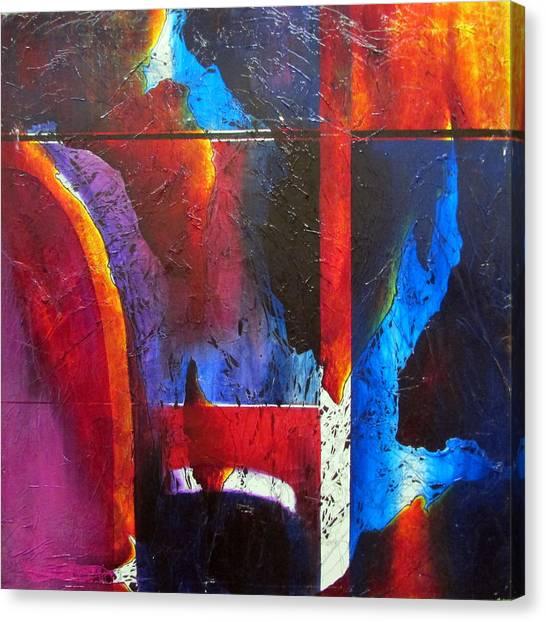 Horizons I Canvas Print