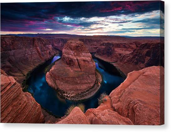 Horseshoe Bend Vol. 1 Canvas Print