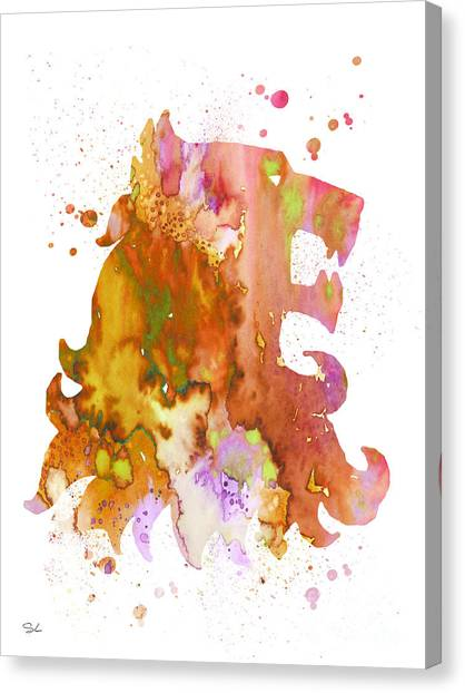 Lannister Canvas Print - House Lannister by Watercolor Girl