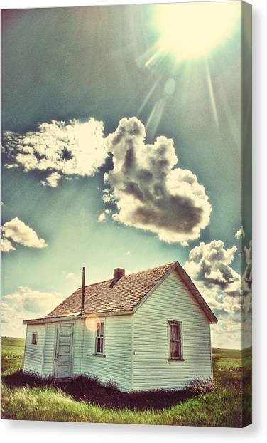 Drywall Canvas Print - House Of The Holy by Starlux  Productions
