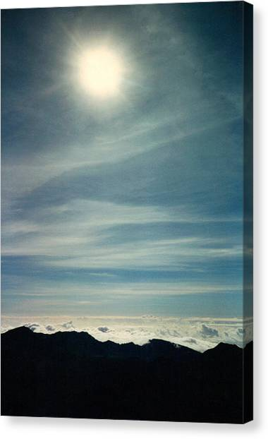 House Of The Sun Canvas Print