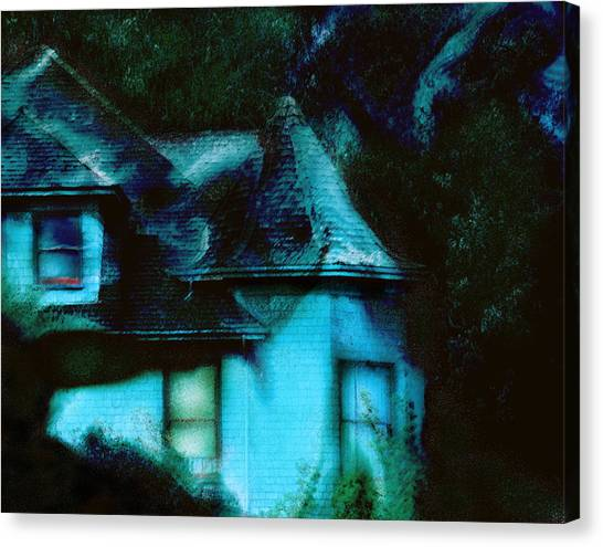House With Soul   Canvas Print