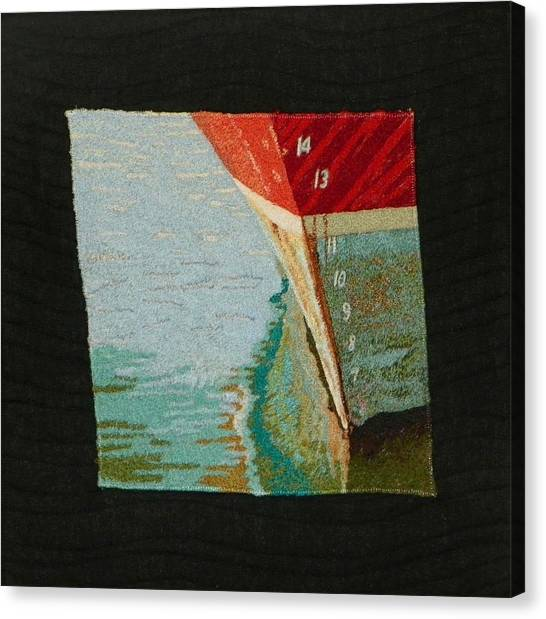Waterline Canvas Print