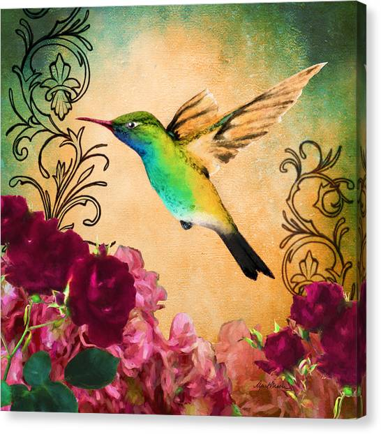 Hummingbird I Canvas Print