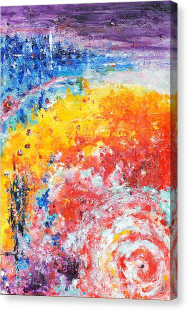 Hurricane 2 Canvas Print