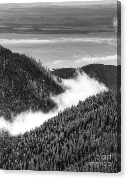 Hurricanes Canvas Print - Hurricane Ridge by Twenty Two North Photography