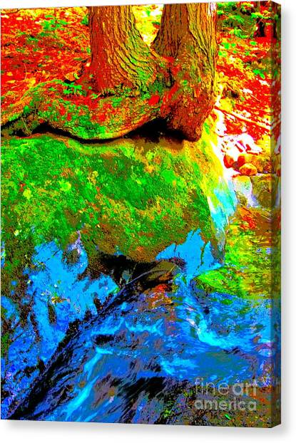 Hyper Childs Y53 Canvas Print