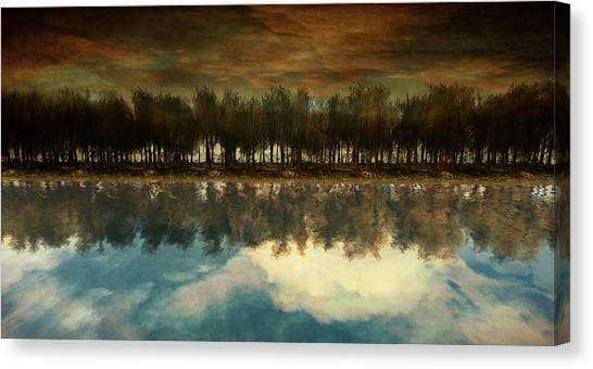 Landscapes Canvas Print - I Forget What Eight Was For by Whiskey Monday