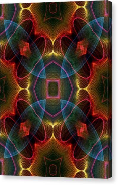 I I U Canvas Print