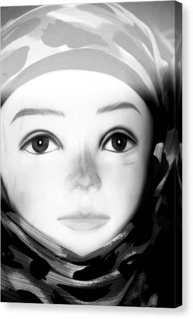 I Still Feel So Dark Canvas Print by Jez C Self