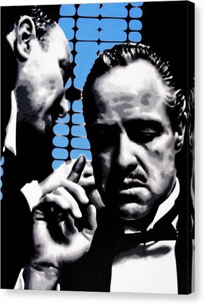 I Want You To Kill Him Canvas Print