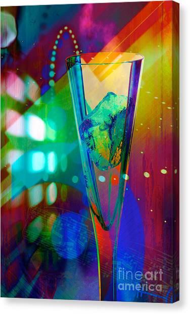 Ice-2 Canvas Print