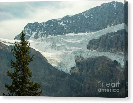 Icefields Parkway 1.6009 Canvas Print by Stephen Parker