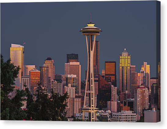 Iconic Needle Canvas Print