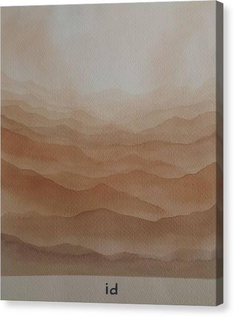 id Canvas Print