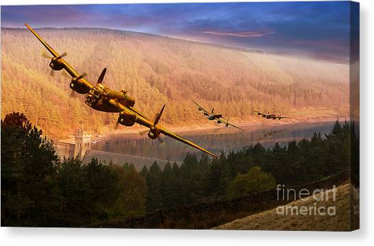 If Only Canvas Print by Nigel Hatton