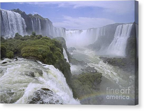 Iguazu Falls 1 Canvas Print