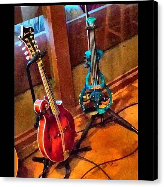 Violins Canvas Print - #ig_unique by Katrise Fraund