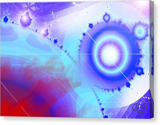 Illusion Of Time Canvas Print