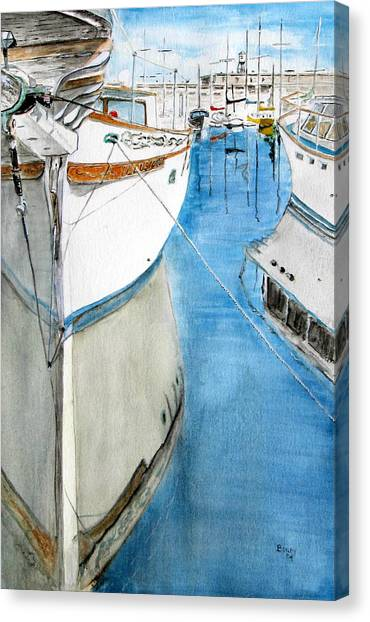 Illusion Canvas Print by Rob Beilby
