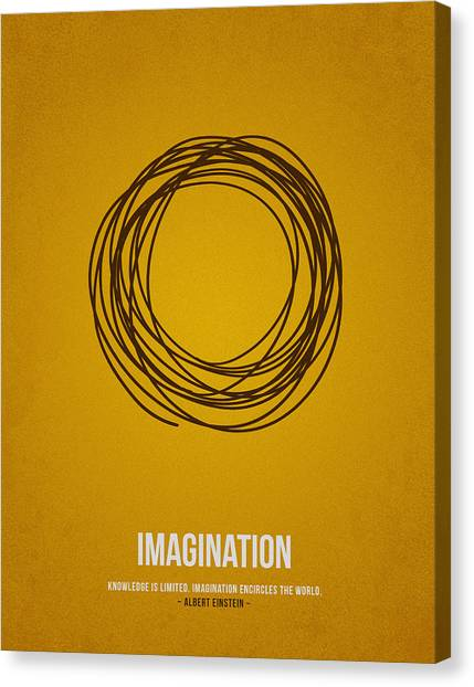 Celebration Canvas Print - Imagination by Aged Pixel