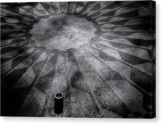 Imagine - Strawberry Fields Canvas Print