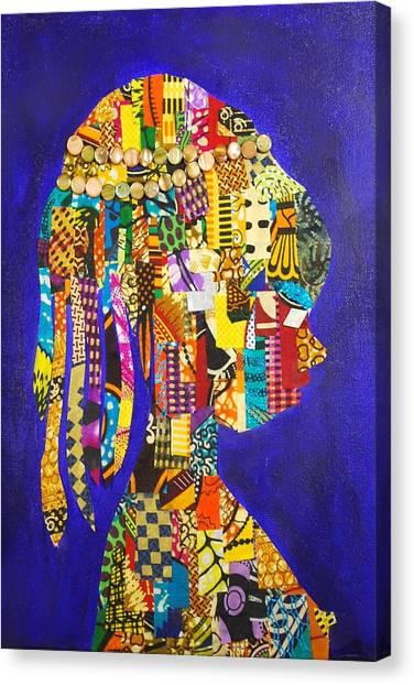 Imani Canvas Print