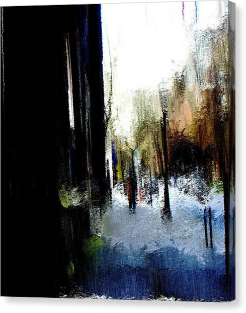 Impending Gloom Canvas Print