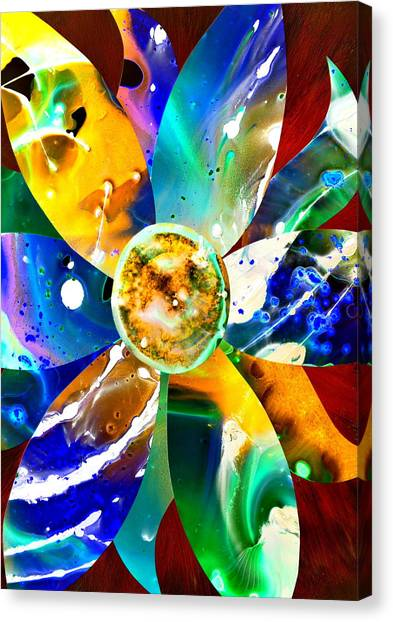 Imperfection Iv Canvas Print