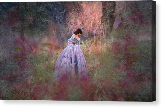 Impression Canvas Print