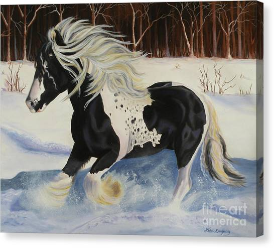 In Memory Of Kayleen Canvas Print